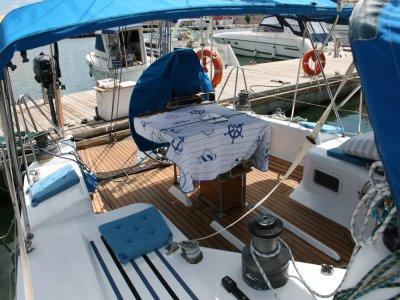 Alquiler embarcación semi rígida grande Alicante