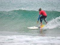 Surfeando en Galicia