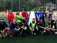 Equipo de archery tag
