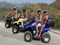 Tour en Quads