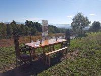 Penedés的早餐+葡萄酒旅游儿童酒庄