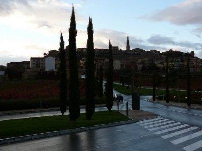 Entrevinos del Valle del Ebro