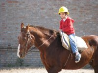 montando a caballo en ibiza