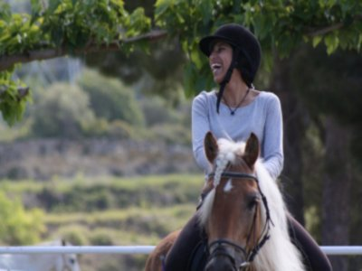 Horse-riding route+wine tourism for adults