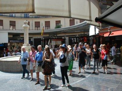 Visita centro histórico de Valencia media jornada