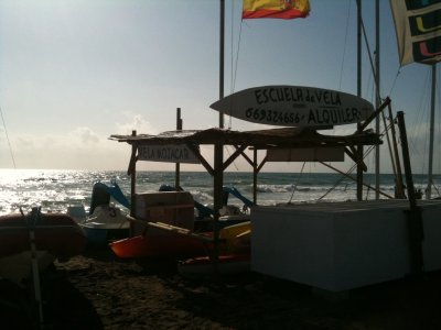 Pedalo rental in Almeria