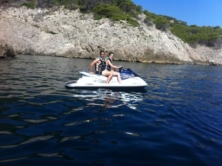 骑水摩托车