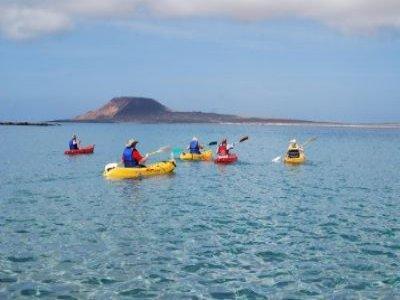 Canary Trekking Kayaks