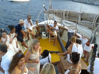 Sailing boat Cap de Creus 4h, low season