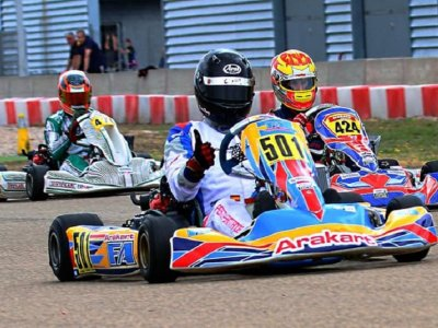 Karting El Pla Curso de Conducción