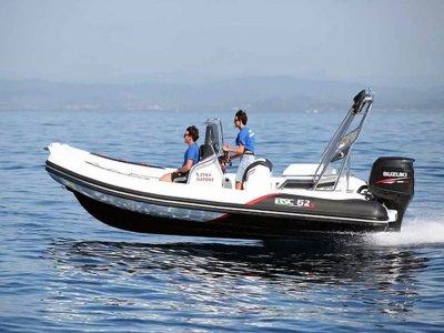出租船BSC Sport 62 Menorca temp。平均