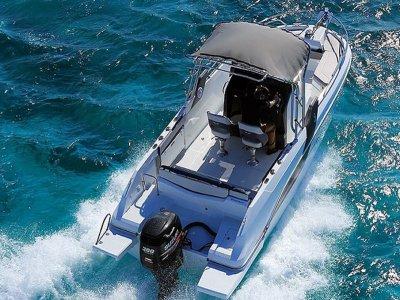 租船包机Flyer 7'7 Menorca淡季