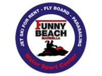 Funny Beach Banana Boat