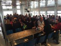 Paseo en catamarán para niños en valencia 50 min