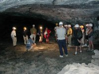 explorando tubos volcánicos