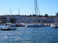 Paseo en barco en A Coruña
