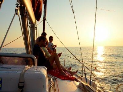 Barco Jeanneau 54 DS para alquilar en Altea 7 días