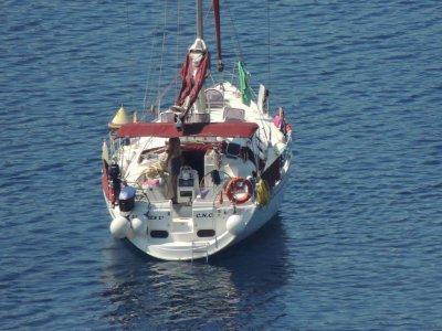Barco Jeanneau 54 DS para alquilar en Altea 1 día