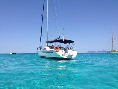 Bavaria sailboat rental in Denia 1 week