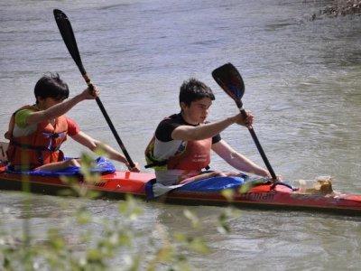 Club Náutico de Zaragoza Kayaks