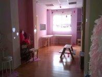 habitacion rosa de princesas