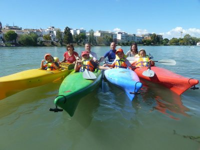Pancho Tours Kayaks