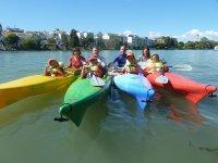 塞维利亚家庭皮划艇路线