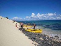 Tours en kayak