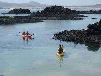 Tours en kayak Isla de Lobos
