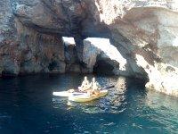 SUP en la isla de Menorca