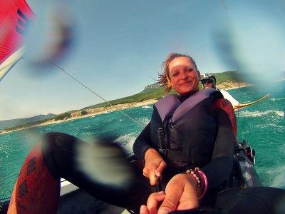 5h kayak ride for children in Tarifa