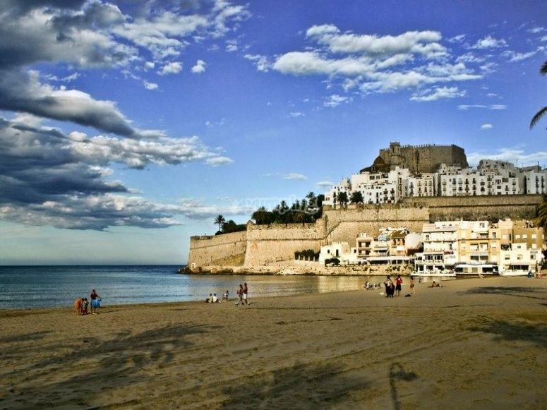la playa de castellon