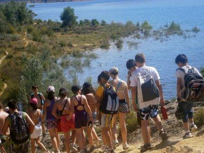 Campamento de aventuras en Cuenca 5 días agosto