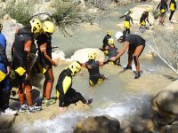 Canyoning for children and groups