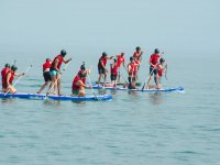 Paddle surfing for schools