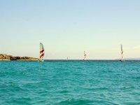 Vela en Formentera