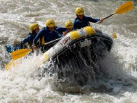Rafting experience for schools and groups