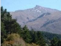 El pico del Veleta