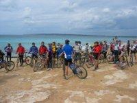 游览Mountainbike福门特拉岛