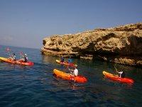 Excursion de kayak