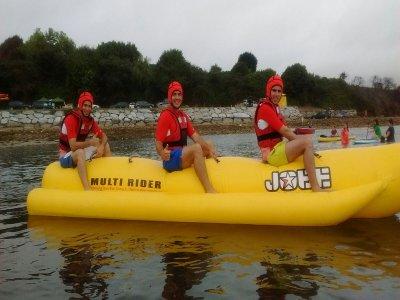 Banana, ciambella o divano barca a Lugo per 20 min