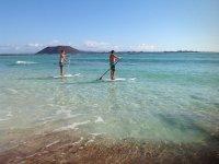 Material Paddle Surf en Alquiler Corralejo 1/2 día