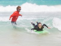 Alquiler de tabla de surf en Corralejo 1/2 día