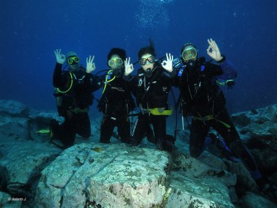 PADI Open Water Diver course Tenerife 4 days