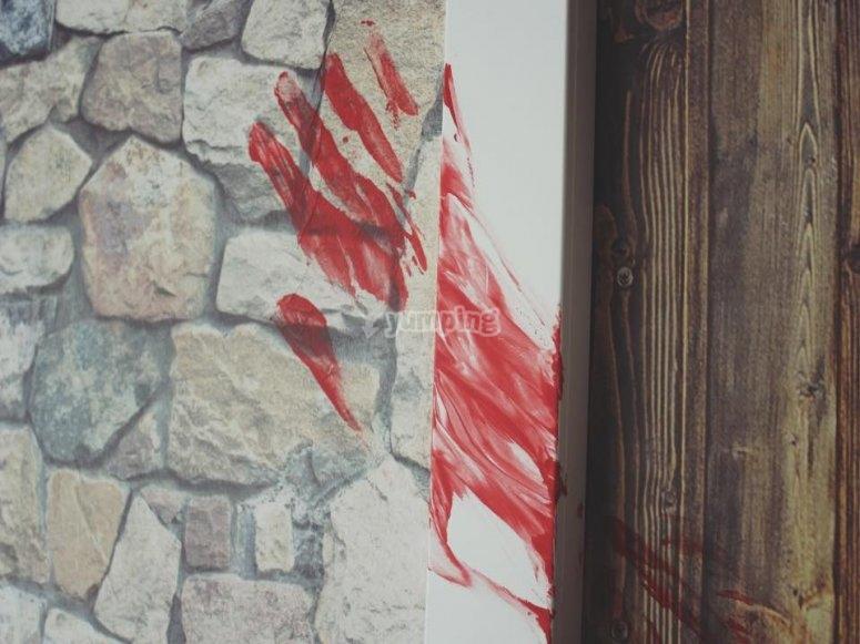 德古拉寻求血液