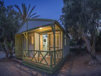Camping and accommodation in Cabo de Gata