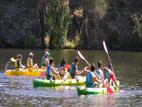 Kayak for children and schoolchildren
