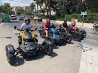 Rykers por la ciudad Montemar Motor