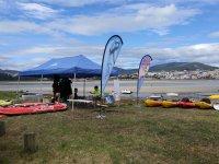 Alquiler de Kayak por la Ría de Foz 1 hora