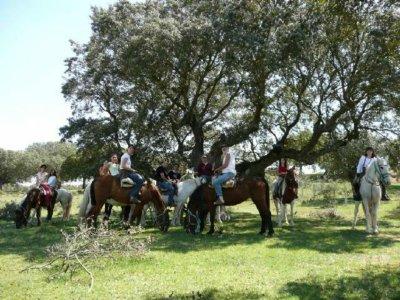 Horse-riding tour Salamanca + 2-day accommodation